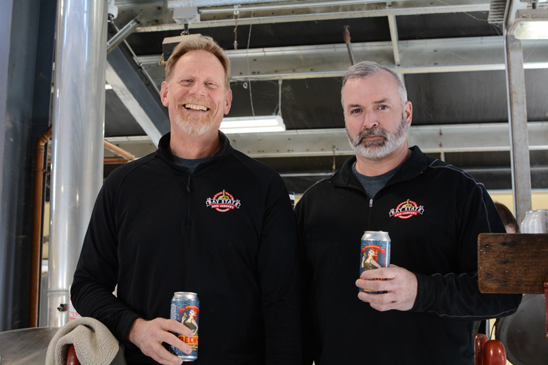 Bay State Brewing Company Founders - Distinctive and Drinkable Beer